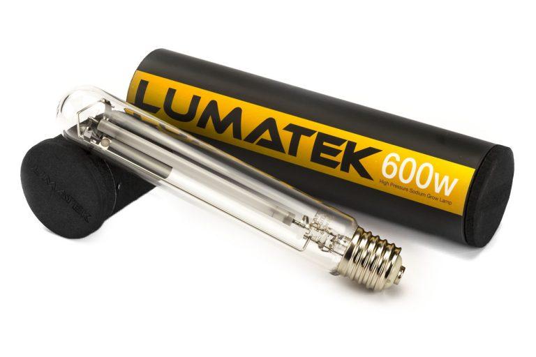 لامپ رشد گیاه Lumatek HPS Lamp 600W 240V