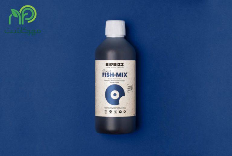 کود biobizz مدل Fish·Mix