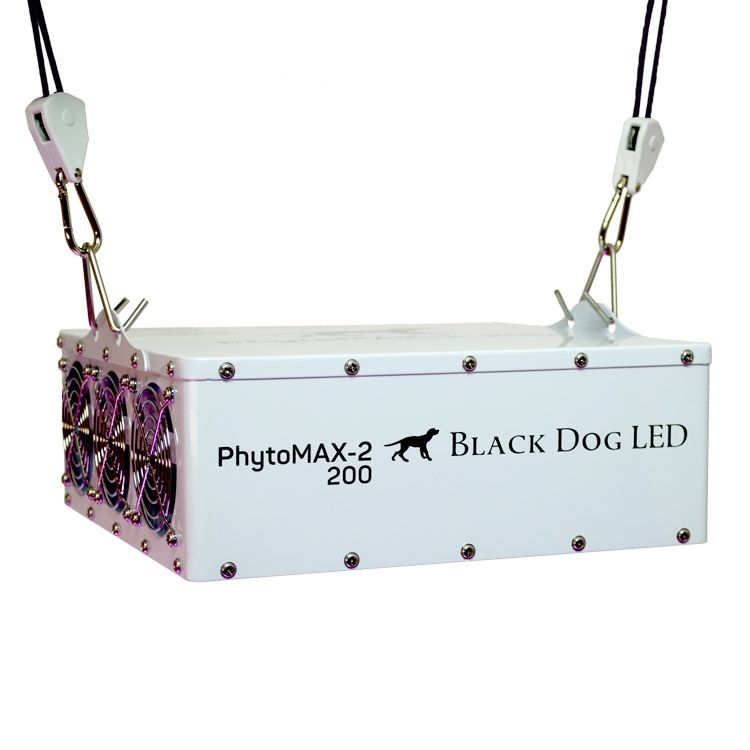 لامپ رشد گیاه PhytoMAX-2 200 BLACK DOG