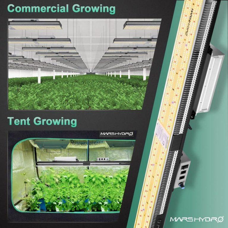 لامپ رشد گیاه فول اسپکتروم 300w مارس هایدرو SP 3000