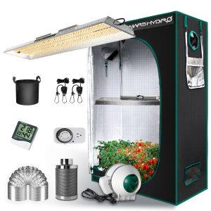 کیت کامل راه اندازی اتاق رشد گیاه مارس هایدرو