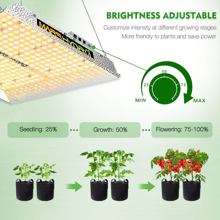 لامپ رشد گیاه فول اسپکتروم 150W مارس هایدرو TS 10009